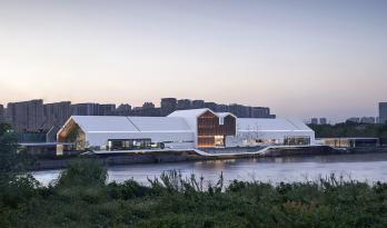 gad作品   与城市标签共此时:运河源生活美学馆