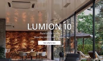 Lumion10来了,你的显卡还好吗?