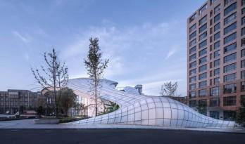 动若游龙:创新湖南会议中心 / 大象建筑DXH工作室