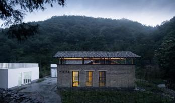 太行村公共生活空间 / 中国乡建院适用建筑工作室