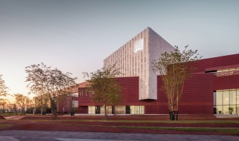 湖南美术馆 / 华建集团上海建筑设计研究院