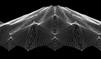 """游牧装置1.0——以""""张拉整体""""为结构原型的蒙古包设计"""