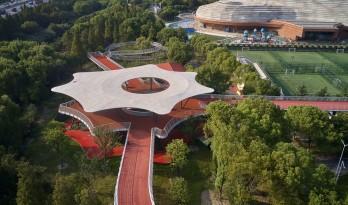 江阴绿道 / BAU建筑城市设计