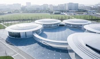 张江未来公园人工智能馆 / 华建集团上海建筑设计研究院有限公司