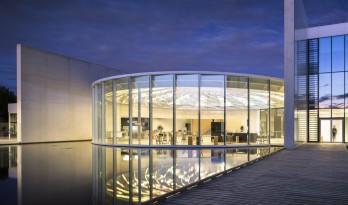 轻盈透明,曲直线的共舞:液化空气集团总部 / Michel Rémon & Associés