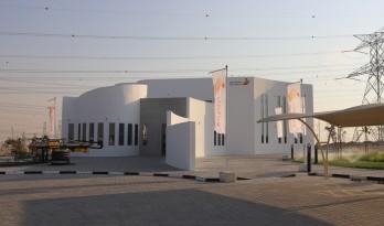 全球最大的3D打印建筑——迪拜政府大楼 / ApisCor