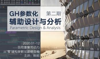 《GH参数化设计与分析》第二期