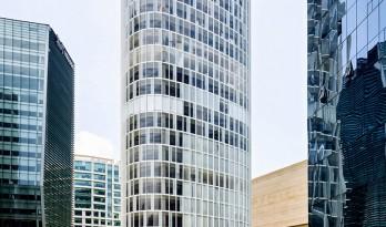 对话周围艺术形态:Cervantes大厦 / FR-EE