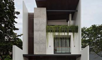 """一座""""呼吸装置""""——雅加达 VGI 住宅 / Pranala Associates"""