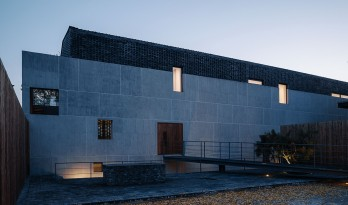 如故园——吴悦石艺术馆的设计与建造 / 普罗建筑