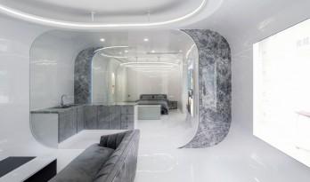 穿梭 · 智能生活体验馆,上海 / 平介设计
