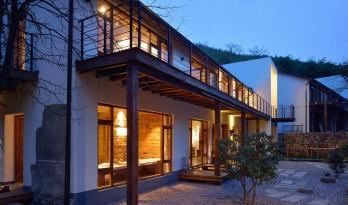 杭州菩提谷度假民宿 / 中国美术学院风景建筑设计研究总院