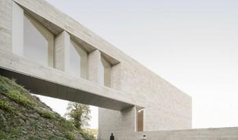 阿恩斯贝格博物馆及文化中心 / Bez+Kock Architekten