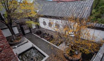 大明湖畔的泉上居——百花洲C1C2古建筑群落改造新生 / CCDI卝智室内设计