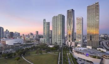 一部宏大的空间史诗:迈阿密千号馆豪华公寓' / 扎哈·哈迪德建筑事务所