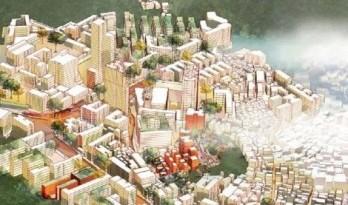 笑语声在地,青山影入城 | 2019年城市设计课程作业评优佳作奖作品