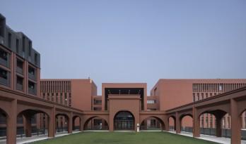南京外国语学校方山校区 / GLA建筑设计