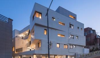 """私人定制""""别墅"""":釜山公寓 / Architects Group RAUM"""