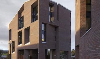 利默里克大学医学院和宿舍楼 / Grafton Architects