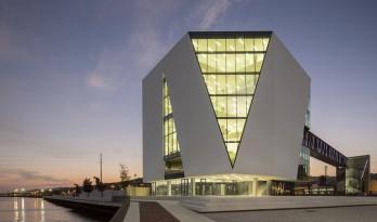 希拉自由镇图书馆,葡萄牙 / Miguel Arruda