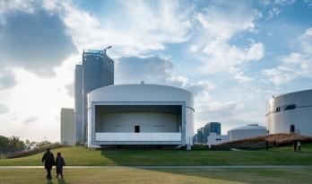 上海油罐艺术中心 / OPEN Architecture