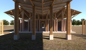 水槽屋——蒂梅阿布幼儿园设计 / 平时建筑事务所