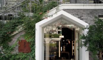 多少家具上海M50展厅扩建设计 / 上海善祥建筑设计