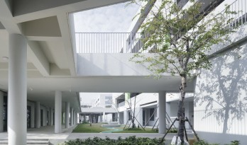 宁波杭州湾滨海小学 / 浙江大学建筑设计研究院