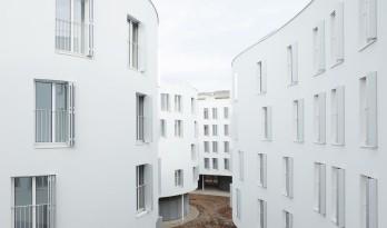 巴黎百个社会住房计划 / SANAA
