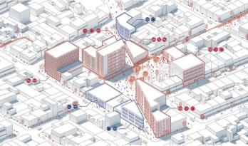 一键生成复杂城市建筑群 | SU插件
