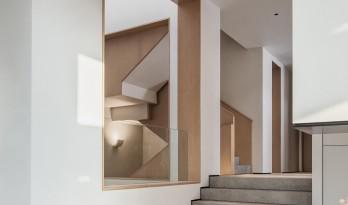 光影流动中的温暖——期望的家 / 梁筑设计事务所