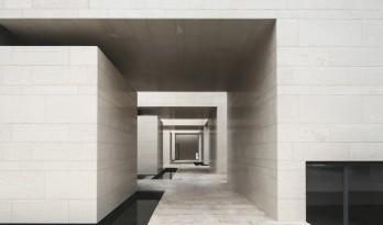 没有大门的艺术馆,运河美术馆 / 普罗建筑