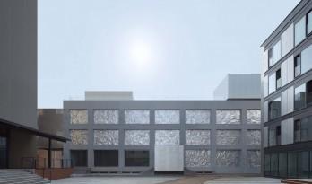 胡同老城里的美术馆,木木艺术社区改造 / B.L.U.E.建筑设计事务所