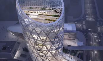 像植物一样感知环境——Unipol集团新总部 / MCA 建筑事务所