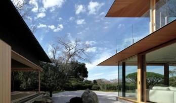 法国艺术家的日式家园——T3住宅 / CUBO