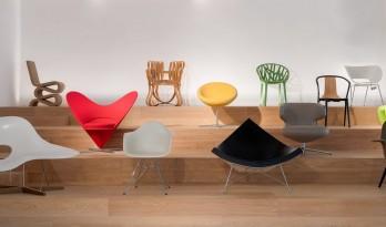 关于空间与产品的温情叙事:内田家具展厅 / 超级平常室内设计