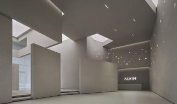 宛如浪漫星空——ALVIN 杭州影像艺术空间 / 品界设计