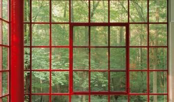 """建于1975年的现代住宅——""""森林之家"""" / Bohlin Cywinski Jackson"""