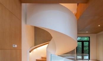 静谧而温暖的空间,杭州 Spiral Villa / 堤由匡建筑设计工作室