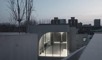 北京国际雕塑公园公共厕所:一次都市服务设施的营造实践 / 如式建筑