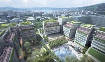 伦佐·皮亚诺首个中国项目即将开幕