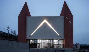 场所的重构——绩溪基督教堂的对话与建造 / 如式建筑