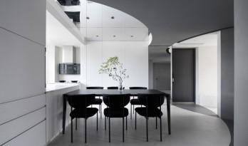 """""""旋境"""":一种住宅类型的幻象重构 / 戏构建筑设计工作室"""