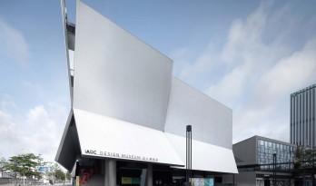 冲破方盒子,释放创造力——深圳iADC设计博物馆 / 严迅奇建筑师事务所