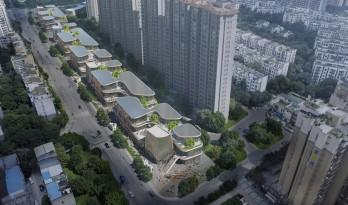 Aedas新作:2.4公里超线公园,公园商业新模式