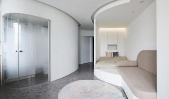 「 微 居 」一种极小户型的空间释放 / 戏构建筑设计
