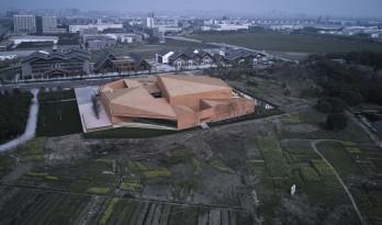 马家浜文化博物馆 / TJAD/曾群建筑研究室