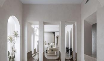 古典美学诠释永恒空间:EVD办公空间 / EVD