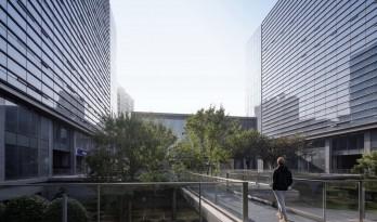 亚厦集团总部:企业的磁场与工艺的礼赞 / goa大象设计
