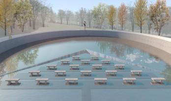 美国桑迪胡克永久性纪念空间竞标方案:我所看着的世界 / 平时建筑事务所